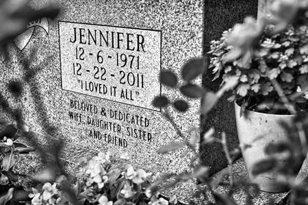 Headstone Summer 2013