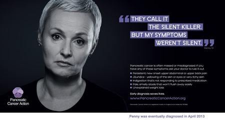 I wish I had breast cancer campaign