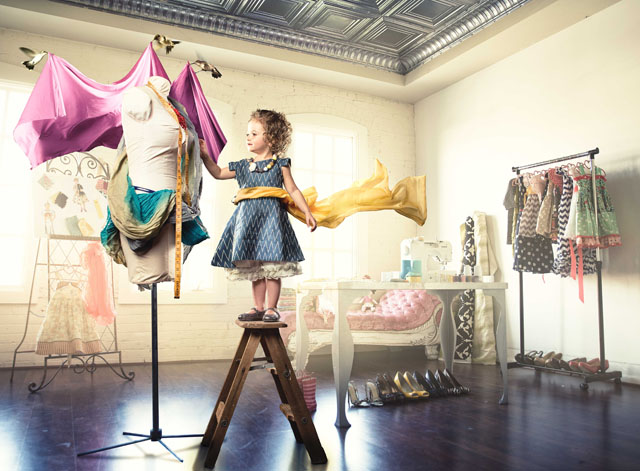 Annika-Fashion-Designer